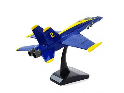 Bild zu Blue Angel Hornet Modellflugzeug U.S. Air Force F/A-18