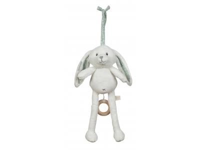 Bild zu Little Dutch Spieluhr Hase adventure mint - Brahms Lullaby