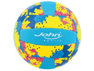 Bild zu Neopren Beach Volleyball John Sports Gr. 5 - 22 cm