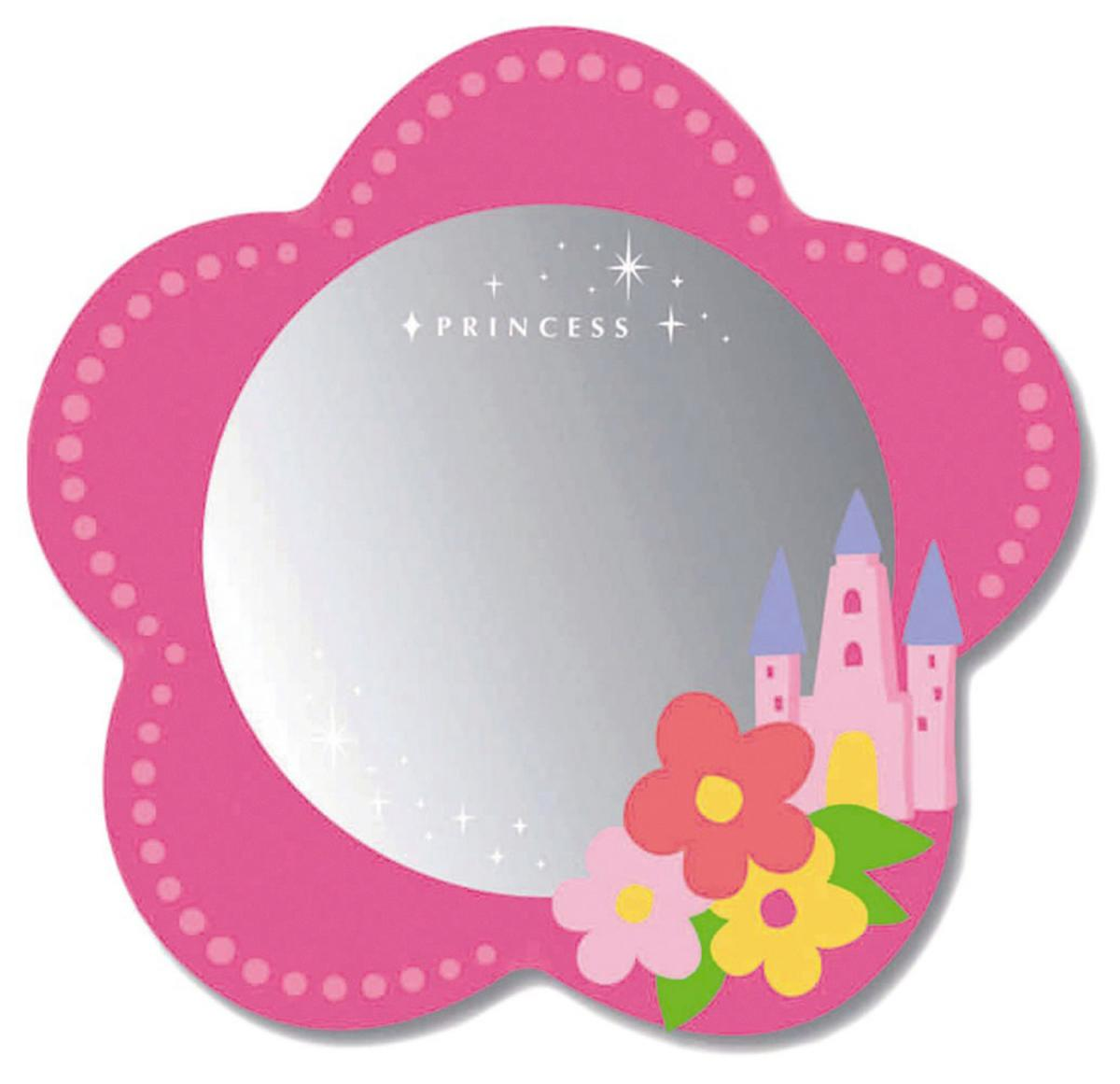 Preissturz » Disney Princess Spiegel für Kinderzimmer unzerbrechlich ...