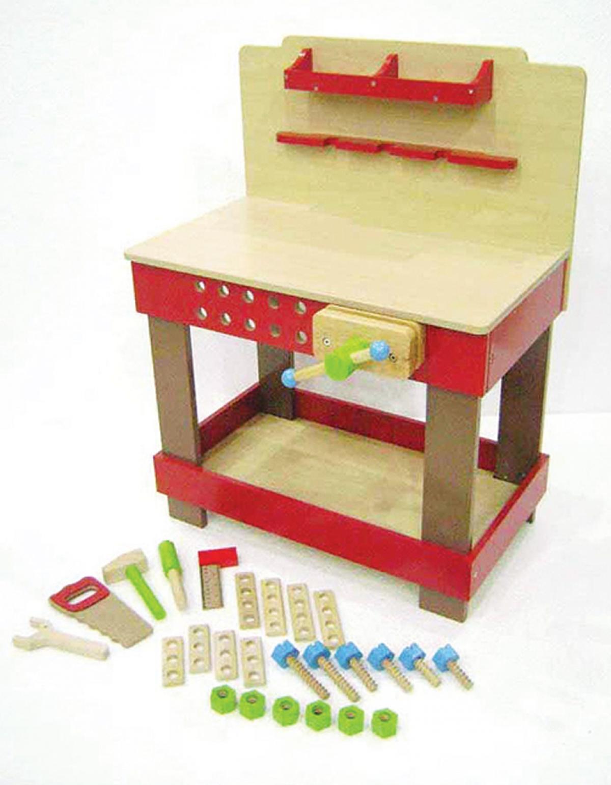 Preissturz » Spielwerkbank große Werkbank für Kinder aus ...