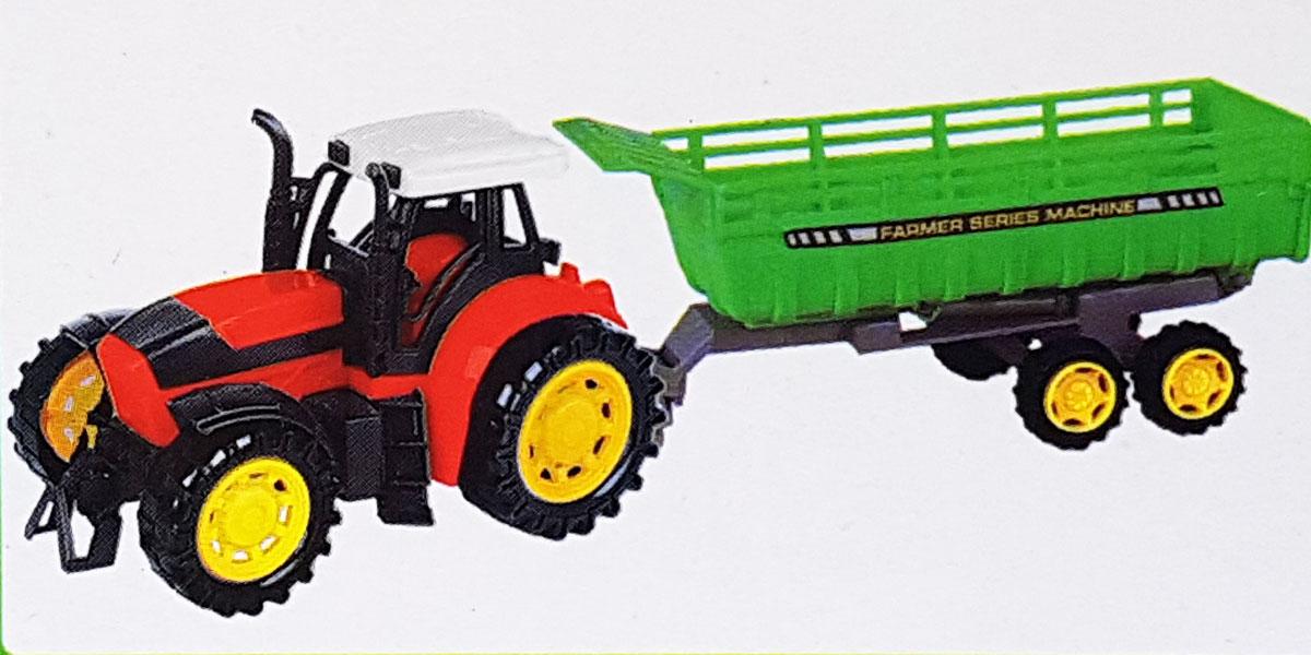 Traktor mit Kippanhänger ab 12 Monaten in 2020 | Traktor
