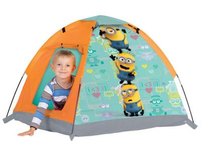 Bild zu Minions Minion Spielzelt Zelt Iglu 110 cm in and out