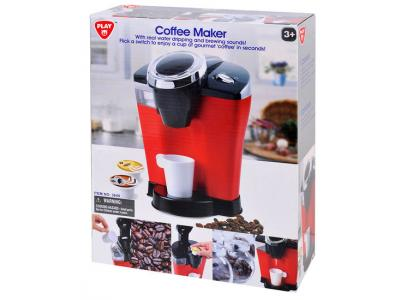Bild zu Playgo Coffee Maker Kinder Kafeemaschine Kapselmaschine