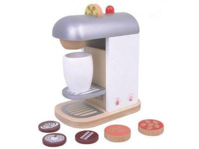 preissturz playgo kaffeemaschine deluxe espressomaschine f r die spielk che rot blau gutes. Black Bedroom Furniture Sets. Home Design Ideas