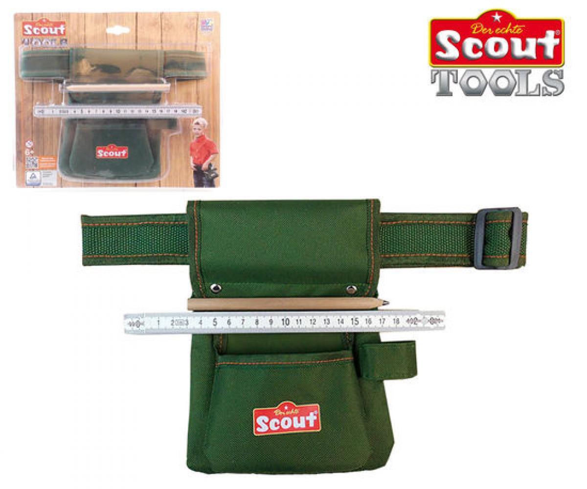 preissturz scout kinder tools werkzeugg rtel mit zollstock und bleistift gutes g nstiger. Black Bedroom Furniture Sets. Home Design Ideas