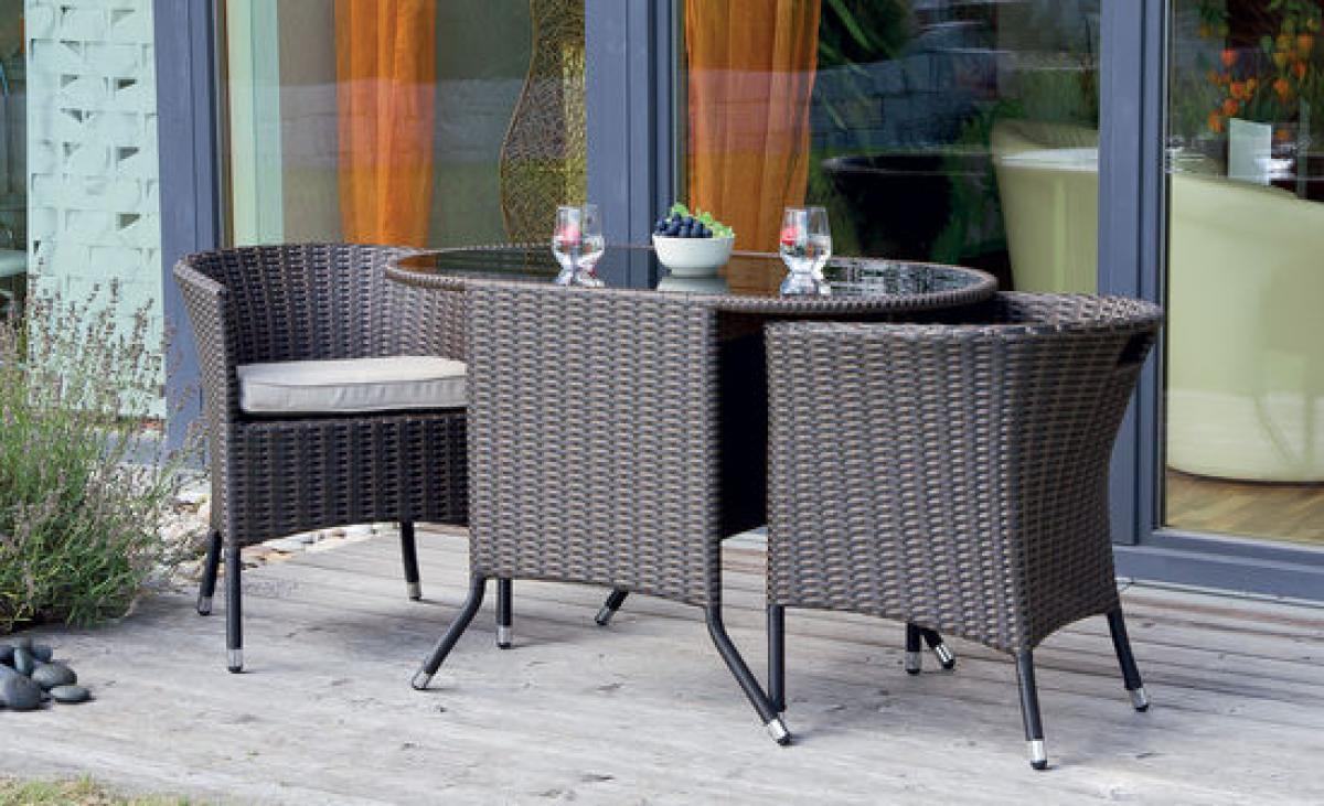 preissturz rattan garnitur sitzgruppe elena f r balkon wintergarten terasse gutes g nstiger. Black Bedroom Furniture Sets. Home Design Ideas