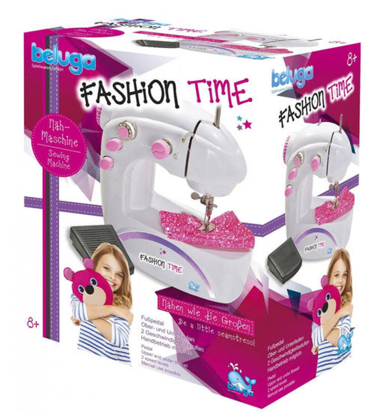 Preissturz » Kinder Mode Designer Set Nähmaschine Fashion Tasche + ...