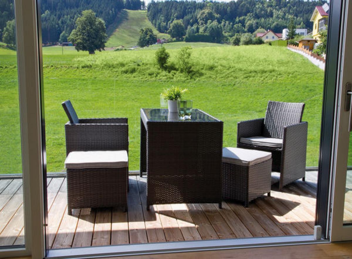 preissturz edle rattan lounge sitzgruppe dora f r balkon. Black Bedroom Furniture Sets. Home Design Ideas